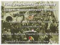 Find your Roots in Germany